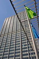 Konzernzentrale von Bayer, Leverkusen, Nordrhein_Westfalen, Deutschland, Europa