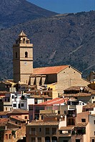Polop de la Marina, Alicante province, Comunidad Valenciana, Spain