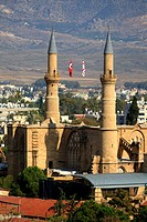 Cyprus, Nicosia, the mosque of Selim