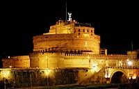 Castel Sant Angelo, Rome, Vatican City, Italy