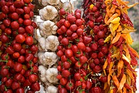 Specialities of Amalfi Coast, Massa Lubrense, Sorrentine Peninsula, Campania, Thyrrhenian Sea, Mediterranean Sea, Italy