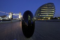 London Assembly Building  City Hall , London, England