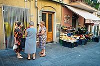 Riomaggiore. Cinque Terre. Liguria. Italian Riviera. Italy.