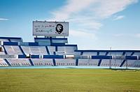 Panamerican stadium.  Centro Havana District. Havana. Cuba.