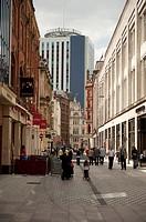 Cardiff city, Wales UK