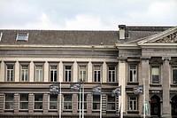 Institut Zoologic Aquarium Museum Liege Wallonia Belgium