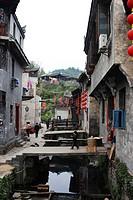 Yantou Village, Yongjia, Zhejiang Province, China