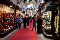 Burlington Arcade, London, England