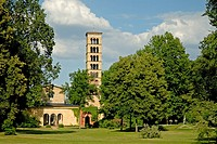 Friedenskirche, Potsdam, Germany