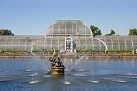Palm House, Kew Gardens, London, England