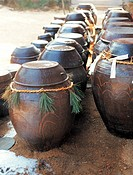 Korean traditional pots