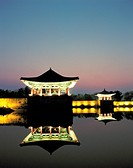 Korean traditional architecture, Anap pond