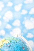 wallpaper and globe