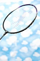 wallpaper and badminton racket