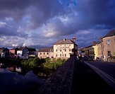 John´s Bridge, Kilkenny City, Co Kilkenny, Ireland