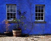 Ardsallagh Co Tipperary, The Rear Courtyard, Spring