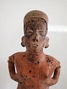Museo de Sitio. Xochicalco archaelogical site. Mexico