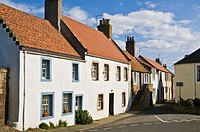 CRAIL FIFE Crail traditional village houses