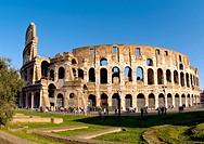 Colosseum, Forum Romanum, Rome, Italy