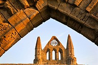 Whitby Abbey Whitby Yorkshire England