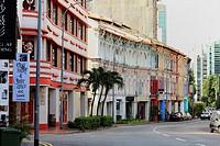 Chinatown Heritage, Singapore