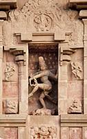 Shiva Nataraja, Tanjavore Chola Temple, Tanjavore, Tamil Nadu, India, Asia