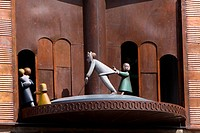 Rattenfänger_Glockenspiel in Hameln