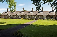 Waddington hospital Almshouses