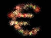 Euro fireworks