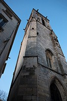 Remains of the Church of Saint-Sauveur, La Rochelle, Charente-Maritime, Poitou-Charentes, France