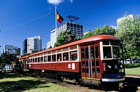 Australia M&#233;ridionale _ Adelaide _ Tramway