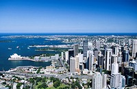 New South Wales _ Sydney by air