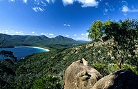 Tasmania _ Freycinet National Park _ Wineglass bay