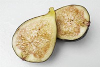 white, comestible, fig, background, figs
