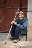 person, old, china, 7117, people