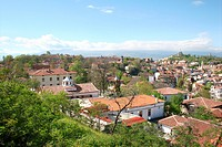 Townscape, Plovdiv, Bulgaria