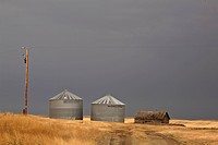 old, buildings, canada, saskatchewan, scenic, farm