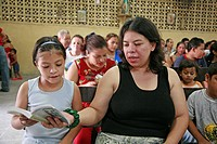 mass, person, catholic, congregation, honduras, people