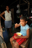 eating, person, boy, brazil, kid, people