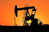 pump, oilfields, weyburn, jack, sunset