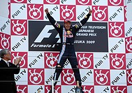 Race, Sebastian Vettel, Red Bull Racing, RB5 race winner, Grand Prix, 04/10/2009, Suzaka, Japan
