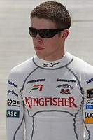 Paul Di Resta, Force India F1 Team, 14/03/10, Grand Prix, Bahrain, Persian Gulf