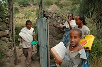 gudo, person, tullo, ethiopia, children, people
