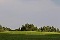 western, landscape, saskatchewan, southern, scenic, lovely