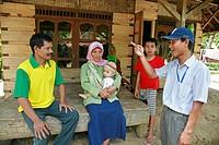 family people person indonesia cikado village se