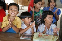 people child person school children cambodia se