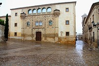 Palacio de Jabalquinto  Baeza  Jaen province, Andalusia  Spain