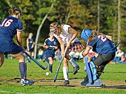 school old rochester apponequet field hockey for