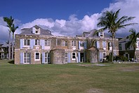 Caribbean, Antigua, Nelson Dockyard, Copper and Lumber Store hotel