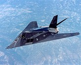 In the early 1980s, the Air Force Flight Test Center teamed with Lockheed to complete the development test and evaluation of the F-117A stealth fighte...